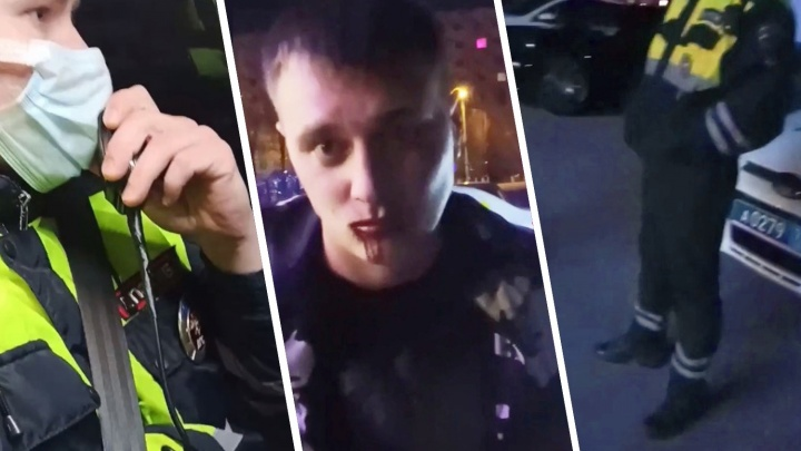 Тюменца избили в ночном кафе. Приехавшие полицейские сказали ему, что он «жалуется как баба»