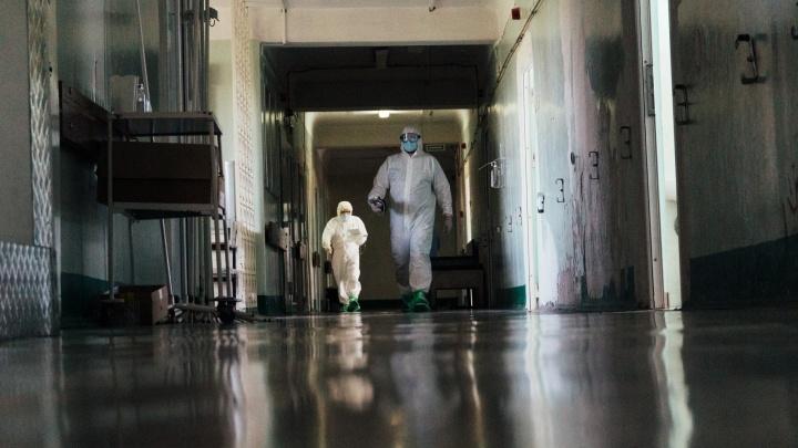 В Роспотребнадзоре объяснили, почему в Омской области началась третья волна коронавируса