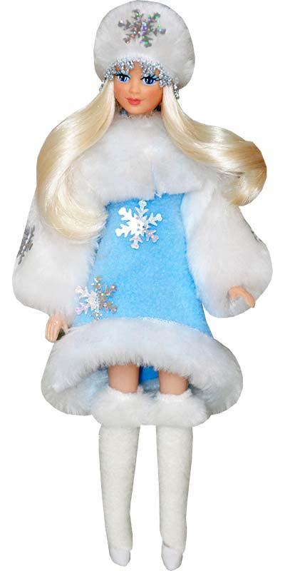 Снегурочка — кукла формата Барби, которую до сих пор выпускают в Беларуси