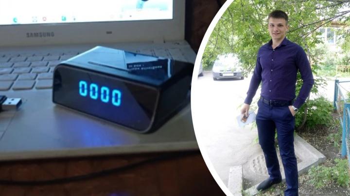Красноярский слесарь заказал с «Алиэкспресса» часы со встроенной скрытой камерой и попал под уголовное дело