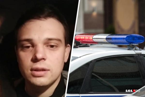 Юров уже написал заявление в полицию
