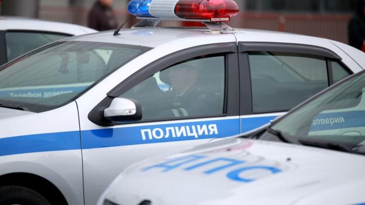 В Башкирии подростка подозревают в наезде на гаишника. Он сбил сотрудника во время задержания