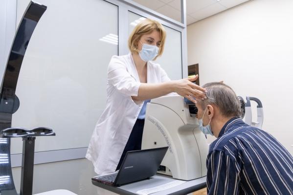 В центре лечат пациентов, которым не могут помочь в других клиниках