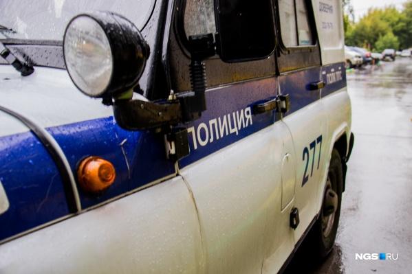 Сотрудники полиции оперативно задержали водителя