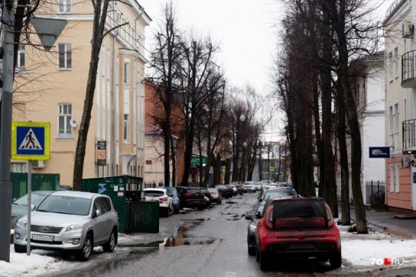 Проезд по улице Флотской сделают от проспекта Октября в сторону улицы Советской