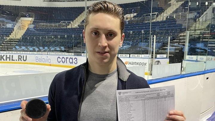 Нападающий ХК «Торпедо» Дамир Жафяров станет капитаном сборной России на этапе Евротура в Швеции