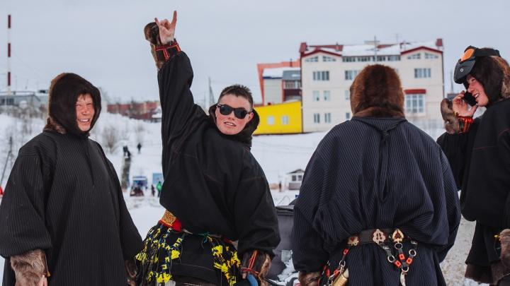 День оленевода на реке Полябта: почему чум в тундре разрешают ставить только женщинам