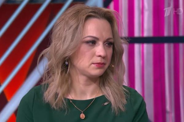 Алёна Биктубаева призналась в страхе перед мужем