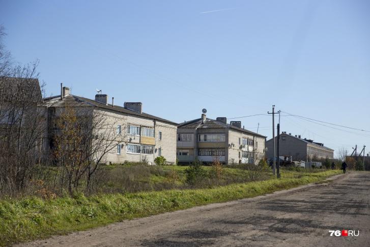 Сейчас Ольга живет в одном из этих домов