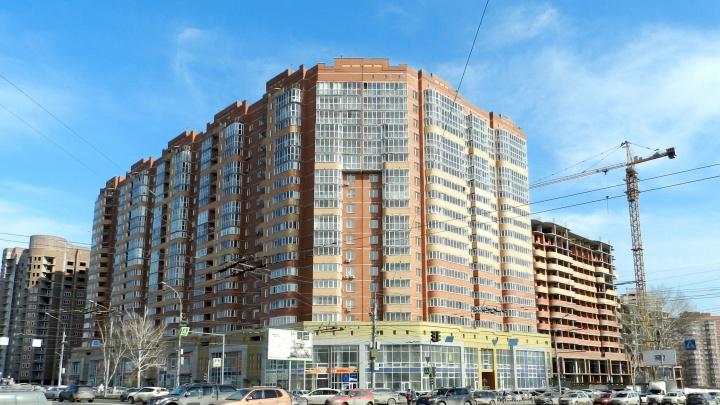 В конце марта сдали две блок-секции «Нарымского квартала»: жители начинают получать ключи