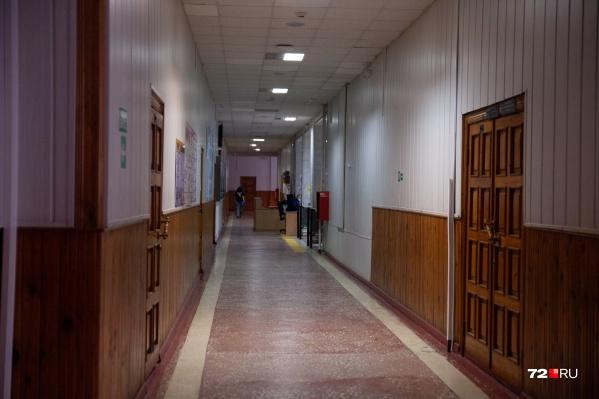 Занятия в самом университете проходят в обычном режиме