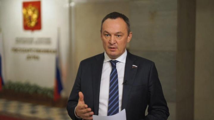 «Такое поведение неприемлемо»: в «Единой России» прокомментировали задержание депутата Госдумы Алексея Бурнашова