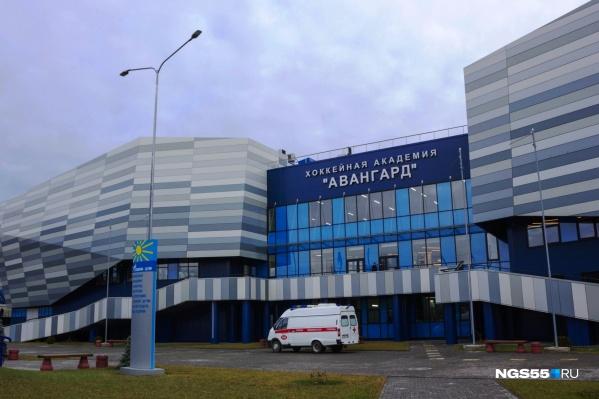 Играть новый клуб будет в хоккейной академии «Авангард»