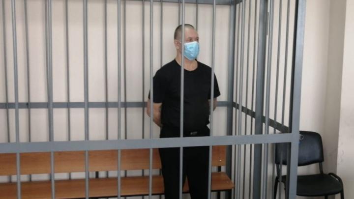 Дело стрелка по прозвищу Череп, убившего водителя микроавтобуса в Екатеринбурге, передали в суд