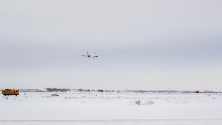 В Самарской области многодетным семьям дали землю у аэропорта, где нельзя строить
