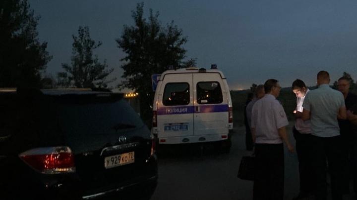 Силовики задержали на Лесобазе мужчину, который мог приставать к ребенку