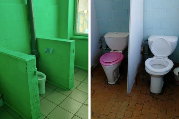 Школе, чей санузел наберет больше всего голосов в конкурсе Domestos, оплатят ремонт туалета