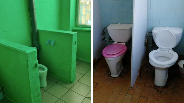 В России запустили конкурс на худший школьный туалет. За приз борются четыре уральские школы