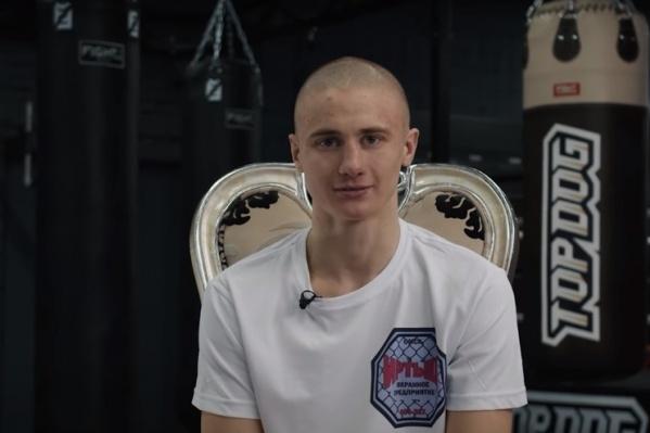 Иван — первый омич, принявший участие на этом турнире&nbsp;<br>