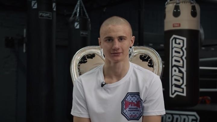 21-летний омич победил в бою на голых кулаках на турнире Top Dog FC