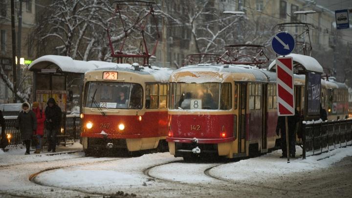 В Екатеринбург придут снегопады. Во всем виноват циклон с Украины