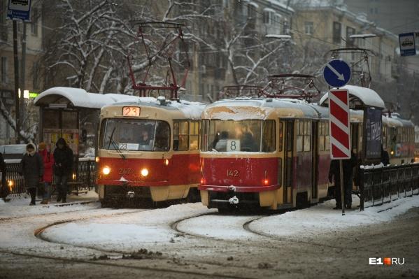 В Екатеринбурге пройдут снегопады, но серьезного похолодания в ближайшие дни не будет