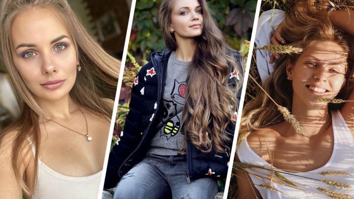 В День студента любуемся 20красотками Татьянами из Челябинска