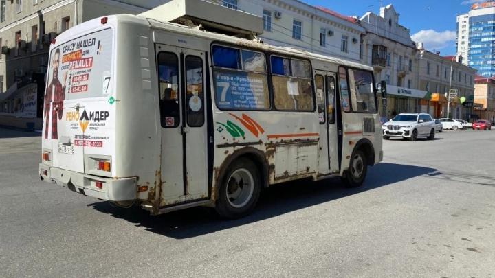 «Сколько можно людей на пазиках возить?»: Матвиенко сообщила, что автобусы в Кургане нужно менять