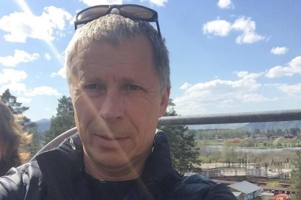 Вадим Сазонов — чемпион мира по вертолетному спорту