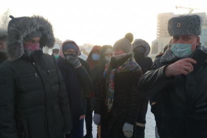 В Югре оштрафовали шестерых участников несанкционированных митингов в поддержку Алексея Навального
