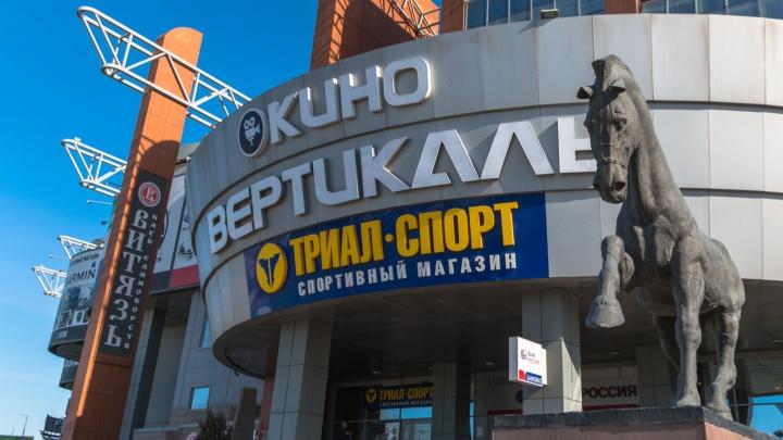 ТОЦ «Вертикаль» на Московском шоссе решили продать за 800 миллионов рублей