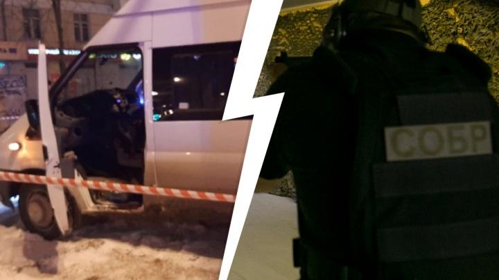 Убийцу расстрелянного на Эльмаше водителя микроавтобуса нашли в Курганской области