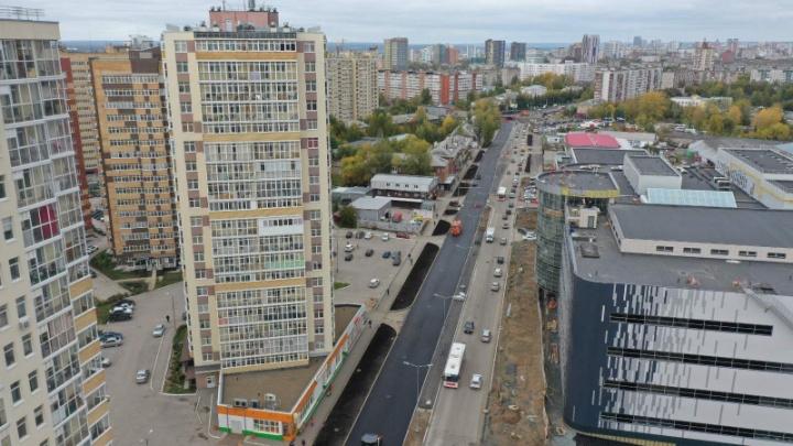 Глава Перми Алексей Дёмкин сообщил сроки открытия движения на ул. Карпинского