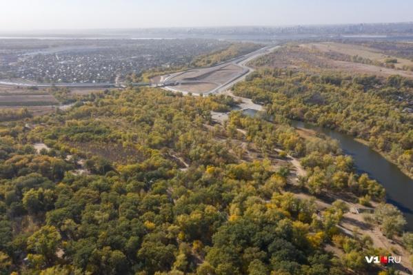 На эти деньги планируется улучшить экологическую ситуацию в низовьях Волги