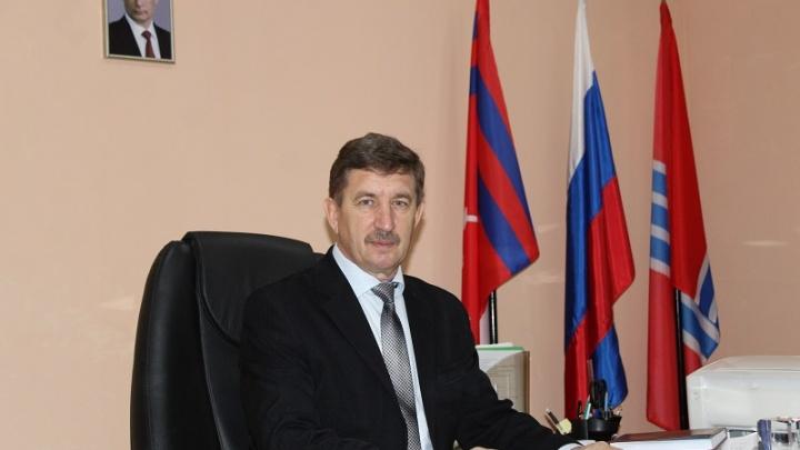 В Волгоградской области ушел в отставку глава Руднянского района