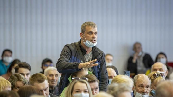 Люди аплодировали: мэр выделит жильцам взорвавшегося дома 90миллионов из бюджета Ярославля