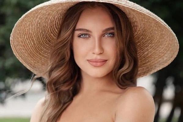 Кристина Баринова в 2019 году была финалисткой другого конкурса красоты