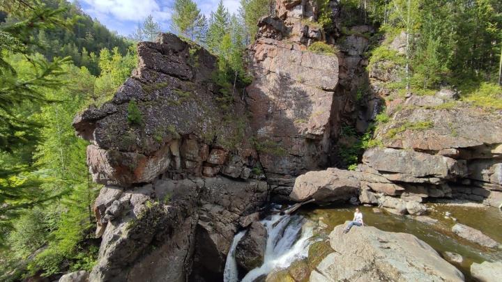 Богунайский водопад: как законно попасть в оазис закрытого Зеленогорска
