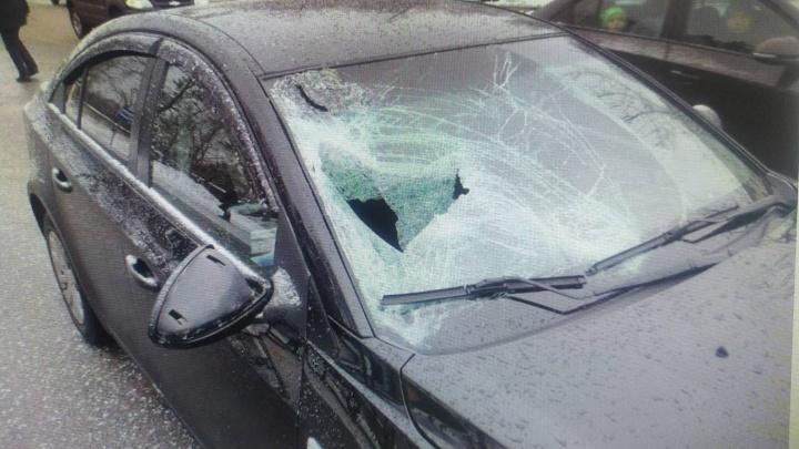 В Чайковском умерла женщина, пострадавшая в ДТП возле автобусной остановки