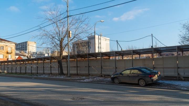 25-этажка со стилобатом: ПМД получил разрешение на застройку участка на улице Луначарского