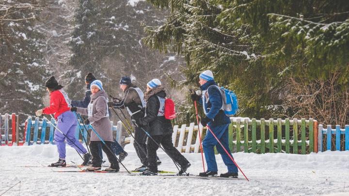 В марте пройдут лыжные соревнования «Ёлки. Пермский период». Рассказываем, как зарегистрироваться