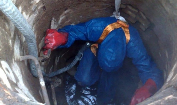 В Ростовской области десять рабочих погибли при аварии на очистных сооружениях