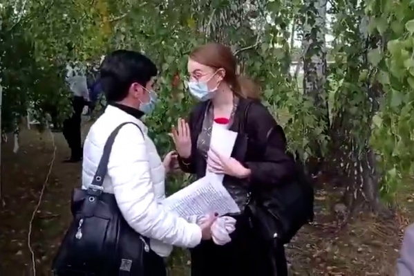 Инцидент произошел на прошлой неделе на мероприятии, где присутствовал замгубернатора Тюменской области Владимир Чейметов