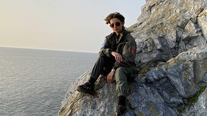 «С детства бегала с пистолетами и мастерила фуражки»: северянка превратила любовь к истории в свою профессию