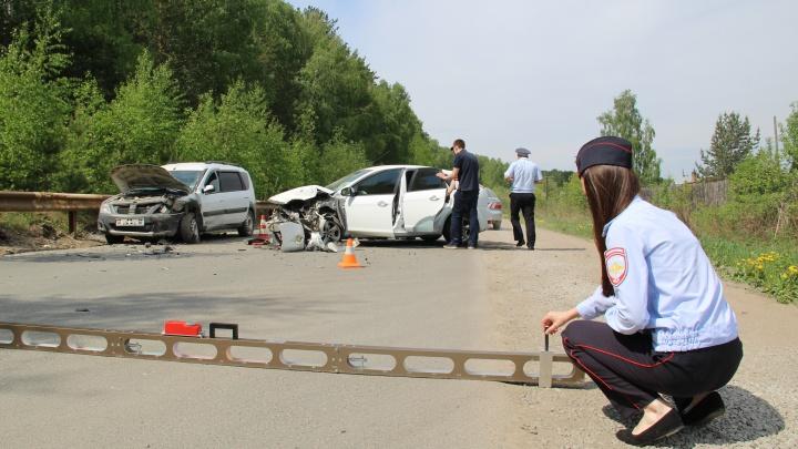 В Свердловской области в два раза выросло число аварий с участием детей