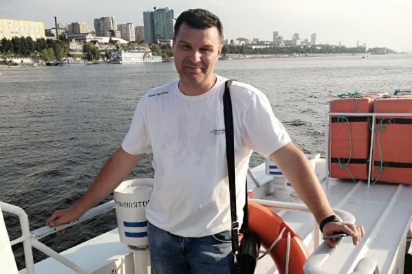 Александр Вяткин до сих пор не найден