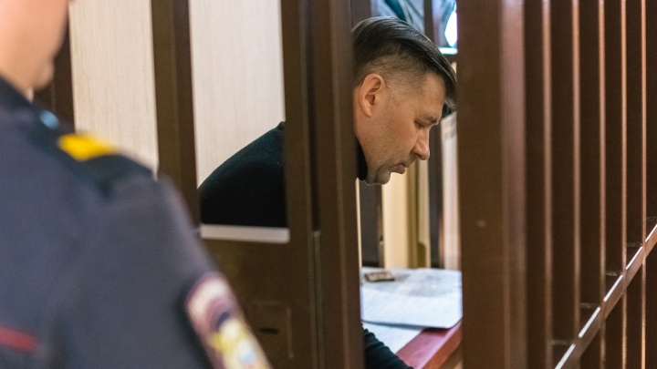 Уголовное дело экс-гвардейца Дмитрия Сазонова поступило в Верховный суд