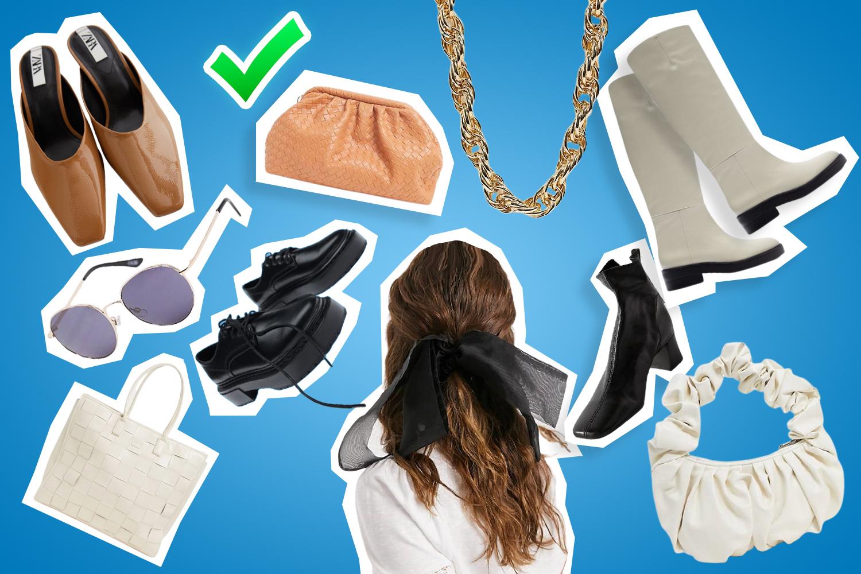 Обувь, сумки и аксессуары тоже могут оказаться выгодным вложением