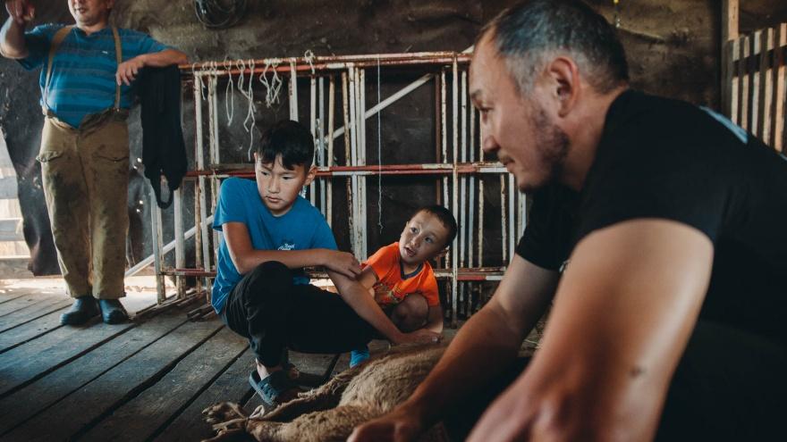 Как в Тюмени отмечают Курбан-байрам? Репортаж из дома одной мусульманской семьи