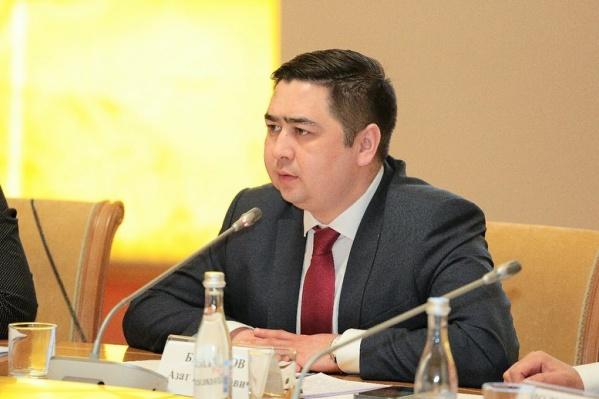 На встрече с педагогическим сообществом Азат Бадранов призывал преподавателей БашГУ и УГАТУ поддержать идею объединения вузов
